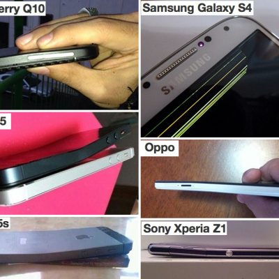Smartphones That Get Bent: Is This a Design Issue or a User Issue?