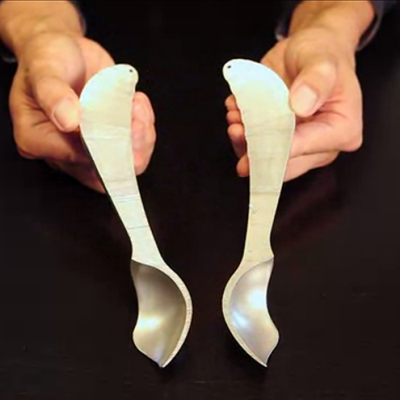 Aerospace Engineer Designs the Perfect Ice Cream Scoop
