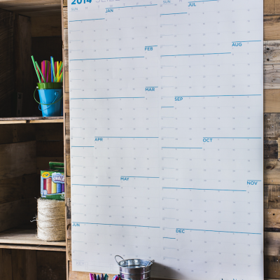 Organizing the Year: Designing Calendars and Planners