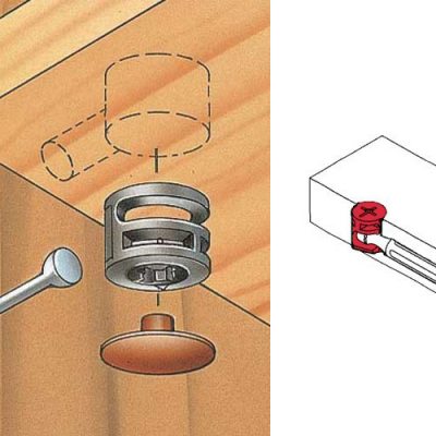 Death to Cam Lock Nuts: Flatpack Hardware That Will Hopefully Become Obsolete
