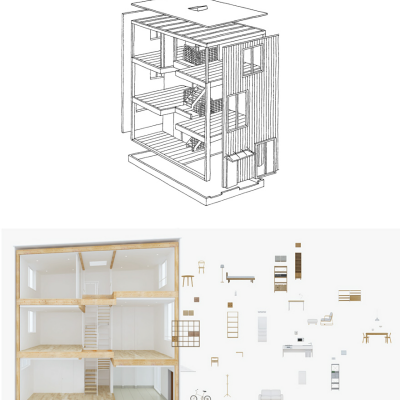 Muji's Latest Pre-Fab Re-Thinks the Design of a House