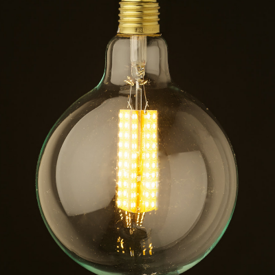 Edison Light Globes, Part 1: Lightbulbs of the Past and Future