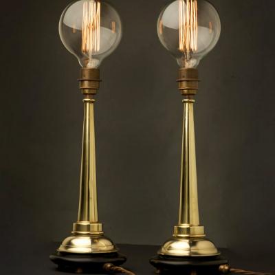 Wonderful Edison Light Globes, Part 2: Brassy U0026amp; Classy Steampunk Style Lamp  Fixtures   Core77