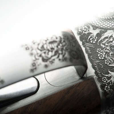 Marc Newson Designs Follow-Up to Beretta's 486 Parallelo Shotgun