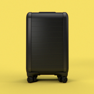 Smart Luggage Re-Design That Addresses Modern-Day Needs: The Trunkster