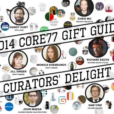 Presenting the 2014 Core77 Ultimate Gift Guide: Curators' Delight