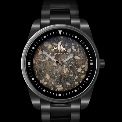 This Watch (is Made of) Rocks