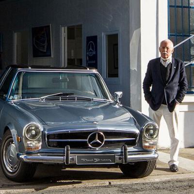 Forum Frenzy: Legendary Auto Designer Paul Bracq Talks Shop (and Studio)