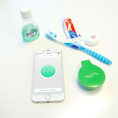 In the Details: Finally, Your Phone Can Tell You If Your Breath Stinks