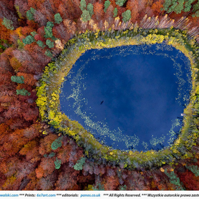Ex-Architect Kacper Kowalski's Amazing Aerial Photography