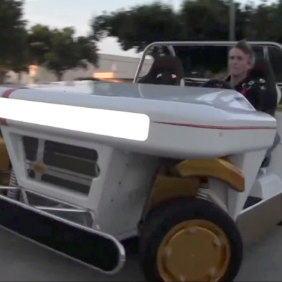 NASA Develops a Car for Earthlings Living in Cities