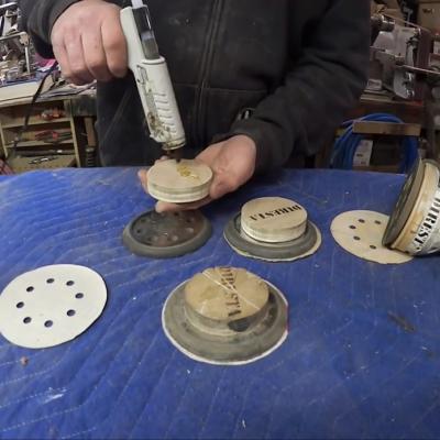 Brilliant Sanding Tricks from Master Maker Jimmy Diresta