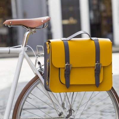 Bicyclists: Staying Organized on the Go