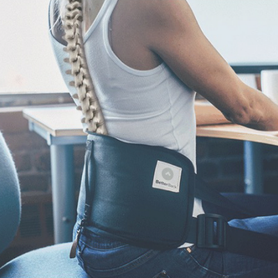 Wearable Ergonomic Device Promises Good Posture, Regardless of What Chair You Sit In