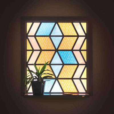 Bringing Solar Power to Stained-Glass Windows