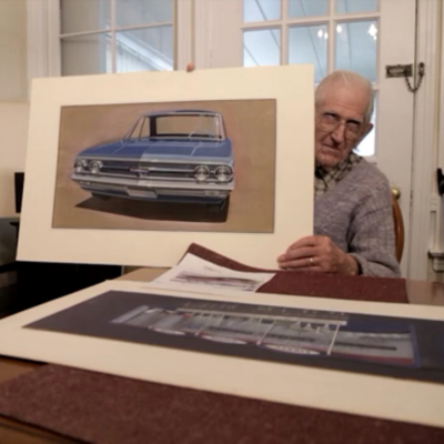 The Mid-Century Car Design Documentary We Were Never Meant to See