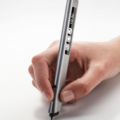 The Phree Lets You Write Off-Screen, Beams Your Marks On-Screen - Core77