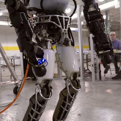 ATLAS Robot Receives Terrifying Upgrades
