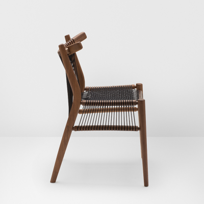 Alejandro Villareal's Loom-Inspired Chair