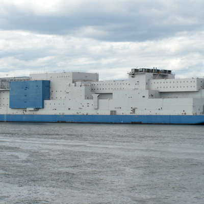 Who Knew? New York City Has a Floating Prison