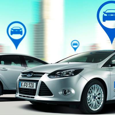 Ford's Strange Take on Car Sharing