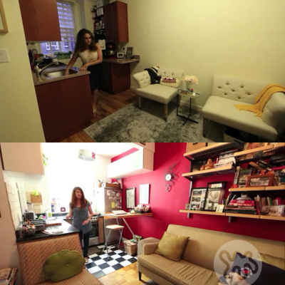 What Would Your Apartment Look Like in Another Person's Hands?