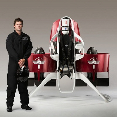 They Promised Us Jetpacks...and Might Deliver