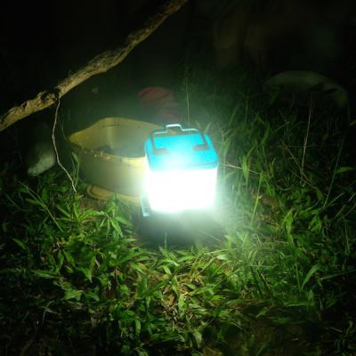 SALt : A Lamp That Runs on Salt and Water
