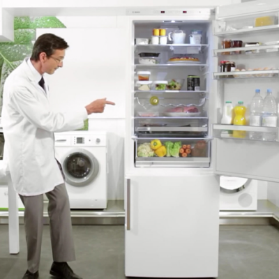 Bosch Engineer Explains How to Organize Your Refrigerator
