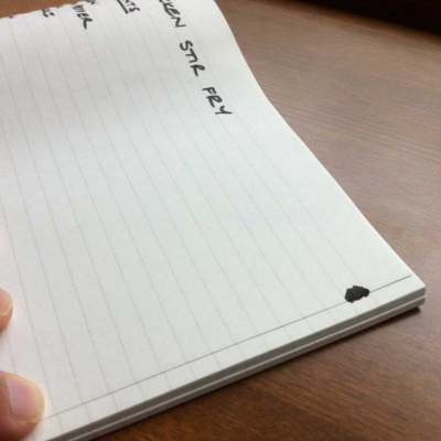 From Japan, a Brilliant Notebook Hack for Organizing Your Notes