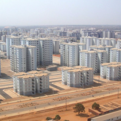 A Startling Portrait of African Cities—And How China is Building Them