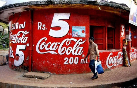 cost of coca cola in india