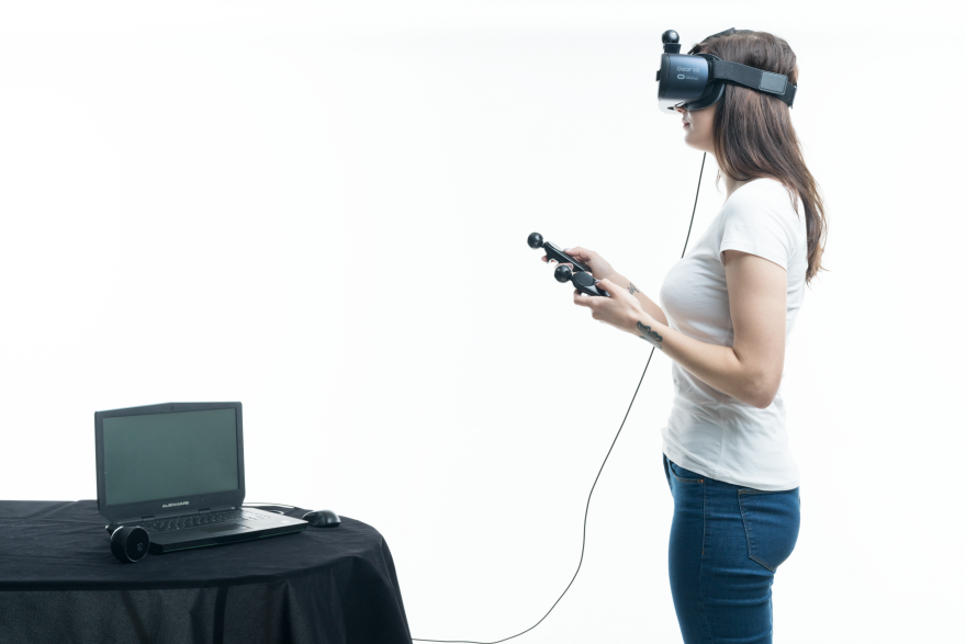 Play Steam VR Games on Your Smartphone with NOLO VR - Core77