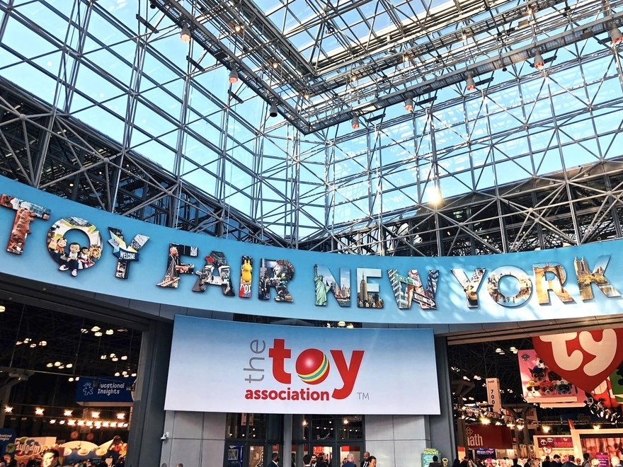 Where Play is Work and Work is Play: Highlights from the 2019 International Toy Fair
