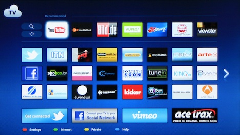 app smart tv thomson