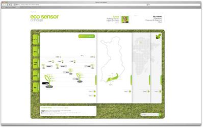 Nokia's Eco Sensor Concept - Core77