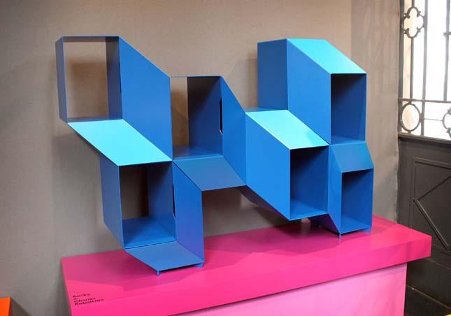 La Chance Rocky Credenza : Core77 photo gallery: salone milan 2012 satellite exhibitions